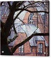 Rotterdam Church Netherlands Acrylic Print