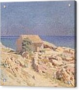 Roussillon Landscape Acrylic Print