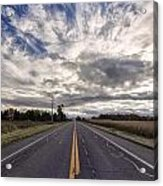 Route 436 Acrylic Print