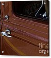 Route 66 Classic Cars 14 Acrylic Print