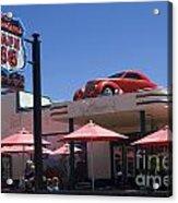 Route 66 Cruisers Williams Arizona Acrylic Print