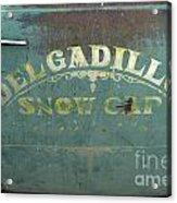 Route 66 Del Gadillos Acrylic Print
