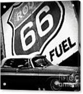 Route 66 Acrylic Print