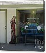 Route 66 Motel Arizona Acrylic Print