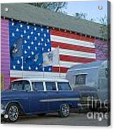 Route 66 Nomad Acrylic Print