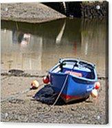 Rowing Boat Acrylic Print