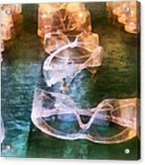 Rows Of Safety Goggles Acrylic Print