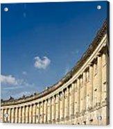 Royal Crescent Acrylic Print