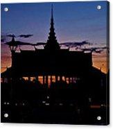Royal Palace Acrylic Print
