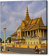 Royal Palace Acrylic Print