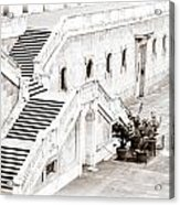 Royal Palace Madrid Acrylic Print