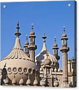 Royal Pavillion - Brighton England Acrylic Print