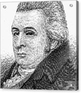 Royall Tyler (1757-1826) Acrylic Print
