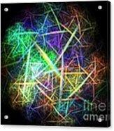 Rubber Ball Acrylic Print