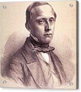 Rudolph Virchow 1821-1902, German Acrylic Print