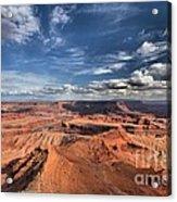 Rugged Landscape Acrylic Print