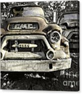 Run Gmc Acrylic Print