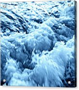 Ice Cold Water Acrylic Print