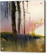 Russian Landscape Acrylic Print