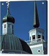Russian Orthodox Church Acrylic Print