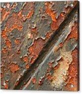 Rust IIi Acrylic Print