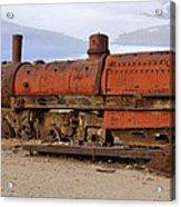 Rust Never Sleeps 4 Acrylic Print
