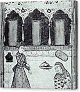 Saadi (c1184-1291) Acrylic Print