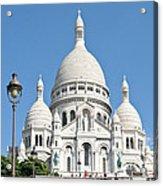 Sacre Coeur II Acrylic Print
