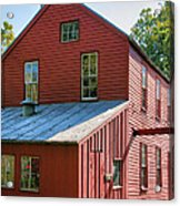 Saddle Factory Museum IIi Acrylic Print