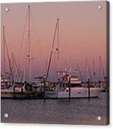 Safe Harbor Acrylic Print