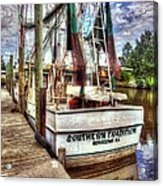 Safe Harbor Southern Tradition Acrylic Print