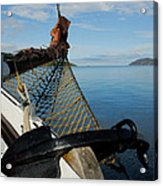 Sailing Through The Narrows Acrylic Print