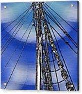 Sailors Beck And Call Acrylic Print