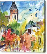 Saint Bertrand De Comminges 05 Acrylic Print