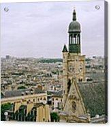 Saint Etienne Du Mont Acrylic Print