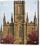 Saint Fin Barres Cathedral Cork 13 Acrylic Print