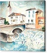 Saint Girons 02 Acrylic Print