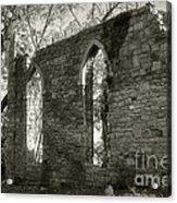 Saint Johns Chapel Five Acrylic Print