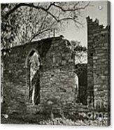 Saint Johns Chapel One Acrylic Print