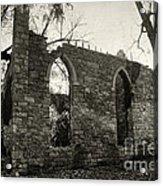 Saint Johns Chapel Two Acrylic Print