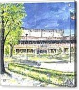 Saint Joseph Catholic High School Acrylic Print