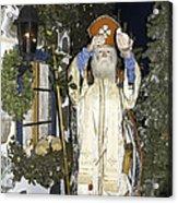 Saint Nicholas Acrylic Print