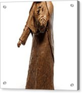 Saint Rose Philippine Duchesne Sculpture Acrylic Print