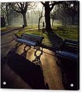 Saint Stephens Green, Dublin, Co Acrylic Print