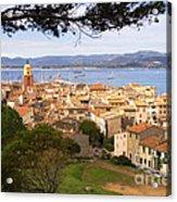 Saint Tropez 1 Acrylic Print