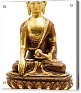 Sakyamuni Buddha Acrylic Print