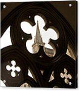 Salisbury Cathedral Acrylic Print