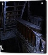 Salt Mine Entry Acrylic Print