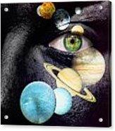 Same Universe Acrylic Print