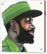 Samora Moises Machel Acrylic Print